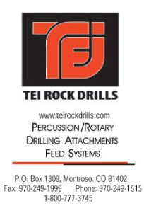 tei rock drills ad quarter pg