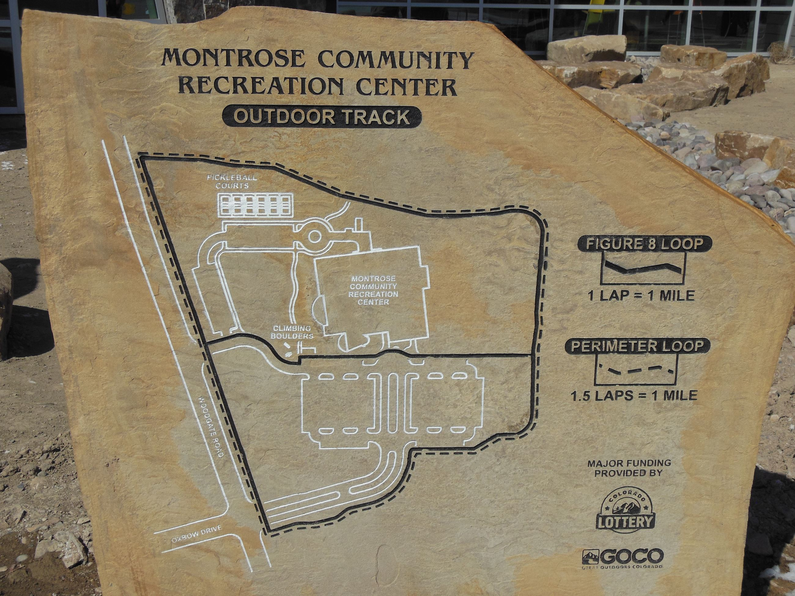 Outdoor Track | Montrose Recreation District